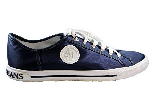 ARMANI JEANS sneakers basse in tela donna EU 41