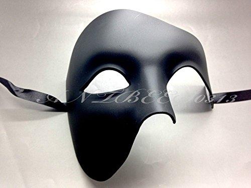 Black (Phantom Of The Opera Costume Party City)