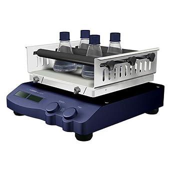 Scilogex SK-L180-Pro Linear Digital Reciprocating Shaker, 110V, 100 - 350 rpm, 2.5Kg Load Rating, 4 to 40 degree C