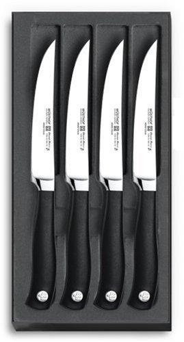 Wüsthof GRAND PRIX II Steak knife set - 9625 - 4 pc. set
