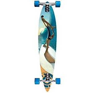Original Pintail 43 Complete Longboard