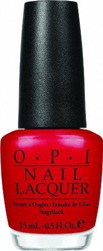 OPI ネイルラッカー Z13 15ml COLOR SO HOT IT BERNS