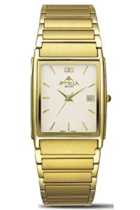 Appella Swiss Made Appella 181-1001 Analogue Quartz Watch