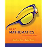Basic Mathematics through Applications (4th Edition) ~ Geoffrey Akst
