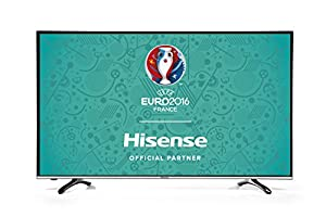 Hisense 49 inch UHD Smart TV with Freeview HD - Black