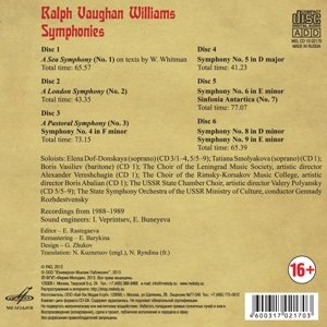 Vaughan Williams - Symphonies - Page 4 41Gs8EkbOoL._AA300_