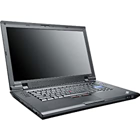 Lenovo ThinkPad SL510 2847CZU 15.6-Inch LED Notebook - Matte Black