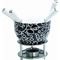 Orka Chocolate Fondue Set