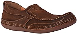 Pinellii Mens Casual Leather Slip On B01LF2MR48