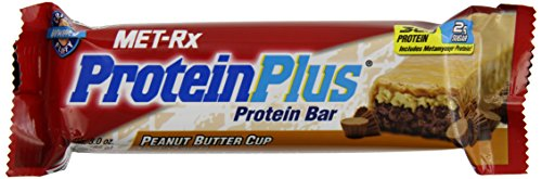Metrx Protein Plus Protein Bar, Peanut Butter Cup, 85 Gram