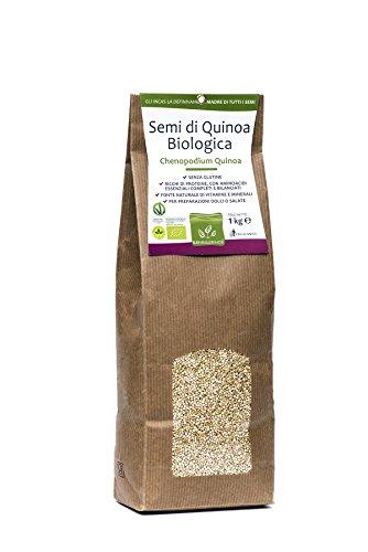 Semi di Quinoa Biologici 1000 gr