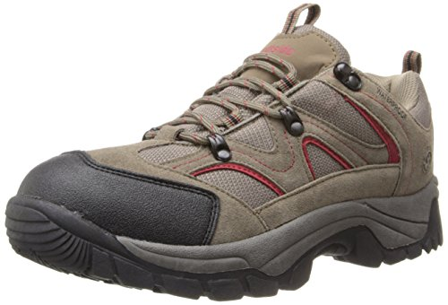 Northside Men's Snohomish Low Hiking Shoe,Chili Pepper,9 M US