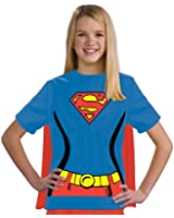 Justice League Child's Supergirl 100% Cotton T-Shirt