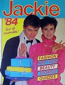 Jackie 1985 (Annual) 085116319X The Fast Free Shipping