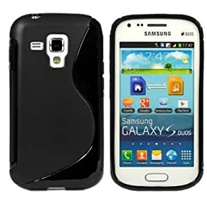 Samsung Galaxy Trend Duos S7392 Back Cover + HANDSFREE + TRAVEL USB CHARGER + MICRO USB CABLE