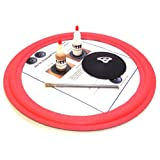 Buy Cerwin Vega 15 Angle-attach Speaker Foam Surround Repair Kit with Dust Cap - AT15 15 Inch  by Springfield+Speaker