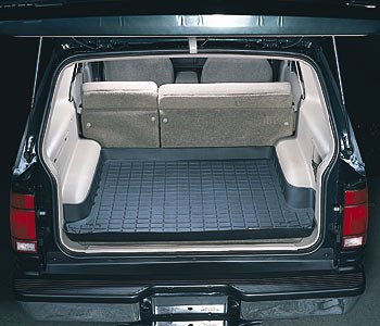 WeatherTech 40244 Black Rubber Cargo Liner