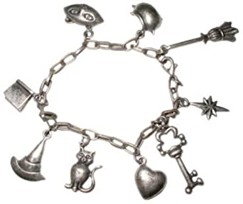 Charm School Witch Bracelet