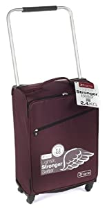 "ZFrame 18"" Lightweight Cabin Case - Aubergine by Ultimate Products Ltd"