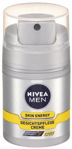 Nivea Men Skin Energy Gesichtspflege Creme Q10, 50 ml