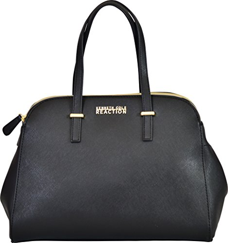 kenneth-cole-reaction-kn1659-arbol-dome-satchel-black