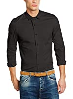 Primo Emporio Camisa Hombre (Negro)