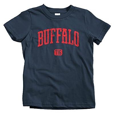 Smash Vintage Kids Buffalo 716 T-shirt