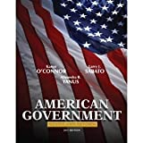 American Government: Roots and Reform, 2011 Edition, Books a la Carte Plus MyPoliSciLab -- Access Card Package (11th Edition) (0205058019) by O'Connor, Karen