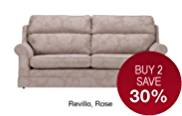 The Richmond Highback Large Sofa