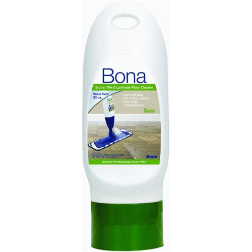Bonakemi WM700061002 33 oz. Stone Tile and Laminate Floor Cleaner Refill Cartridge