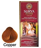 Surya Brasil Henna Cream Copper 70ml, 2.31 fl.oz