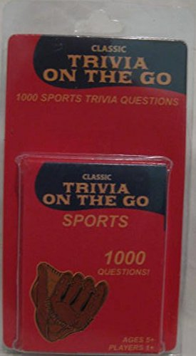 Classic Trivia on the Go Sports by Fundex