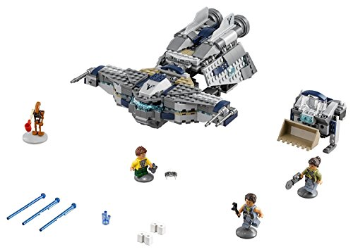 LEGO-Star-Wars-StarScavenger-558PCS-Playsets-Building-Toys