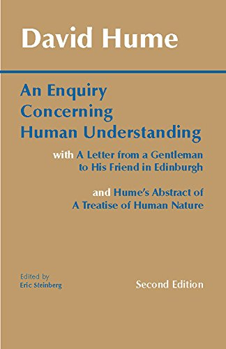 An Enquiry Concerning Human Understanding: with Hume's...