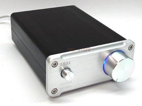 smsl-sa-36a-pro-hifi-integrated-mini-digital-stereo-audio-20wpc-amplifier-amp-power-supply-black
