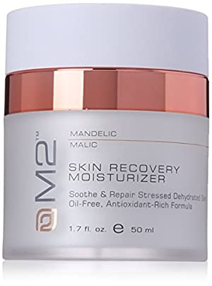 M2 Skin Recovery Moisturizer, 50 ml, 1.7 Ounce