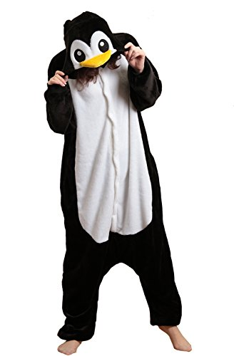 Mooncolour Penguin Costume Cosplay Homewear Lounge Wear
