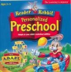 READER RABBIT PER PRESCHOOL DLX 2CD JC