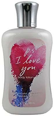 Best Cheap Deal for Bath & Body Works P.S. I Love You Original Signature Collection Body Lotion 8 fl oz (236 ml) from Bath & Body Works - Free 2 Day Shipping Available