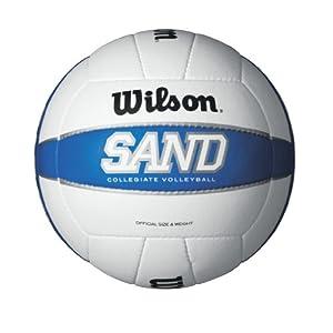 Buy Wilson Collegiate Sand Outdoor Volleyball by Wilson