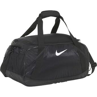 4f47391ad677c Nike Varsity Girl 2.0 Medium Duffel (Black Black  White