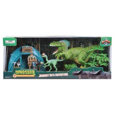 Adventure Planet Series 3 Discovery Expeditions Dinosaur Explorer Set front-812739