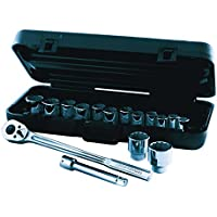 Craftsman 16 Piece 12. pt. Standard 3/4 in. Dr. Socket Wrench Set