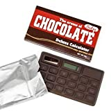 DCI Chocolate Bar Calculator