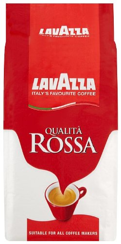 Lavazza Qualita Rossa Coffee 500 g (Pack of 2)