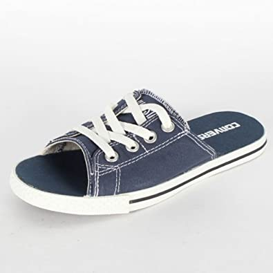 CONVERSE Women's All Star Cutaway EVO (Dark Denim 5.0 M)