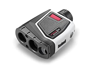 Bushnell Pro 1M Slope Edition Golf Laser Rangefinder by Bushnell