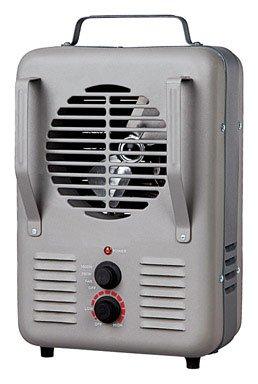 Soleil Lh-879G Milk House Utility Heater, 5,100 Btu