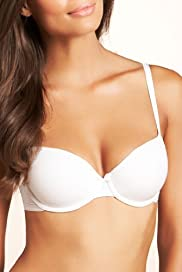 Cotton Rich Padded T-Shirt Bra [T33-0302N-S-BGHF]