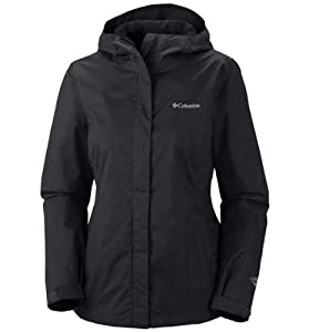 Columbia Women's Arcadia II Jacket, Black, Medium
